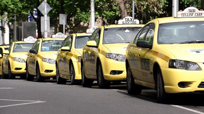 Melbourne 13 Silver Cab